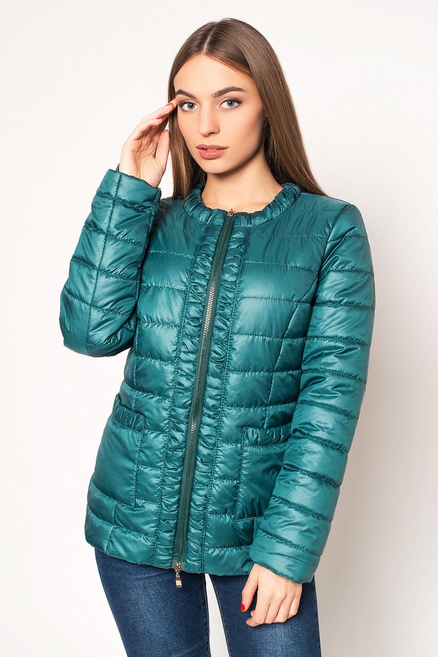 Женская весенняя куртка недорого (р. 44-52)