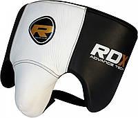 Профессиональная защита паха RDX Leather, фото 1