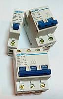 Автоматические выключатели 1п,2п,3п Rucelf