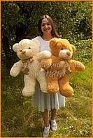 Плюшевые медведи 80 см ассортимент