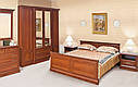 Ліжко 2-сп (б/матрасу, та каркаса) Кантрі Світ Меблів, фото 2