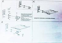 "Подставка, кронштейн для крепления ТВ ""Спартак TVS-2103"", фото 4"