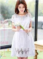 54abc3e849d86ff Белое платье для беременной в Украине. Сравнить цены, купить ...
