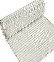 Шифер волновой в рулоне белый непрозрачный