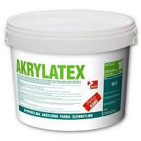 AKRYLATEX эмульсионная, акриловая краска для специальной покраски бетонных элементов и плинтусов