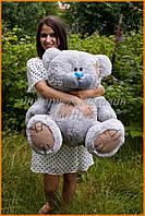 Медведь игрушка метровый | мягкий большой мишка