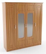 Шафа 4-х дверна Сузір'я