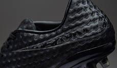 Бутсы  Nike Hypervenom Phantom FG 599843-001,Черные, найк хупервеном (Оригинал), фото 2