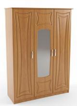 Шафа 3-х дверна Сузір'я