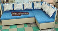 Кухонный уголок со спальным местом ткань шенил, фото 1
