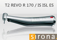 Наконечник повышающий угловой микромоторный 1:4.2, с/без световода T2 Revo R 170 ISL IS ES (Sirona)