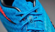 Бутсы  Nike Hypervenom Phantom FG 599843-484, Голубые, найк хупервеном (Оригинал), фото 2