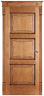 """Межкомнатные двери из массива ольхи """"№6/3-Ол"""" ПГ,  60, 70, 80, 90"""
