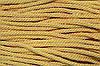 Канат декоративный 6мм (50м) желтый
