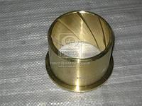 Втулка башмака балансира КАМАЗ латунь (производитель Россия) 5320-2918074-02