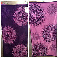 Махровое полотенце ТМ Речицкий текстиль, размер 67*150см,100%хлопок