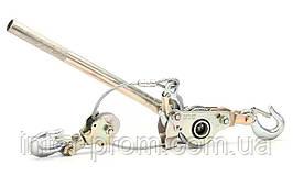 Лебедка ручная для монтажа провода СИП ЛР-20