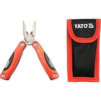 Yato инструмент универсальный 9 шт. 76040