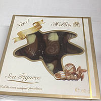 Шоколадные конфеты Ракушка