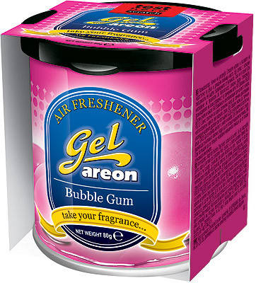 Areon Gel Bubble Gum Жвачка (GCK10), фото 2