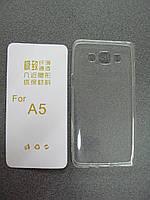 Ультратонкий силиконовый чехол для Samsung A5