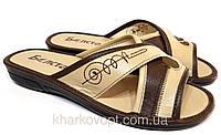 Кожаные тапочки Belsta, фото 1