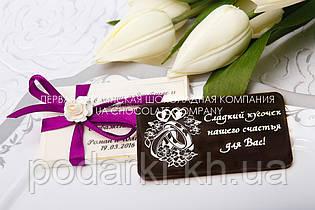 Оригінальний подарунок для гостей на весіллі