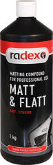 Матирующая пастаRADEX Matt&Flatt  (1L)
