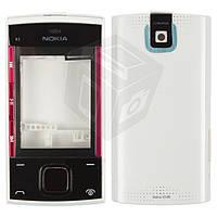 Корпус для Nokia X3-00 - оригинальный (белый)