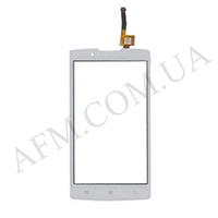 Сенсор (Touch screen) Lenovo A2010 белый