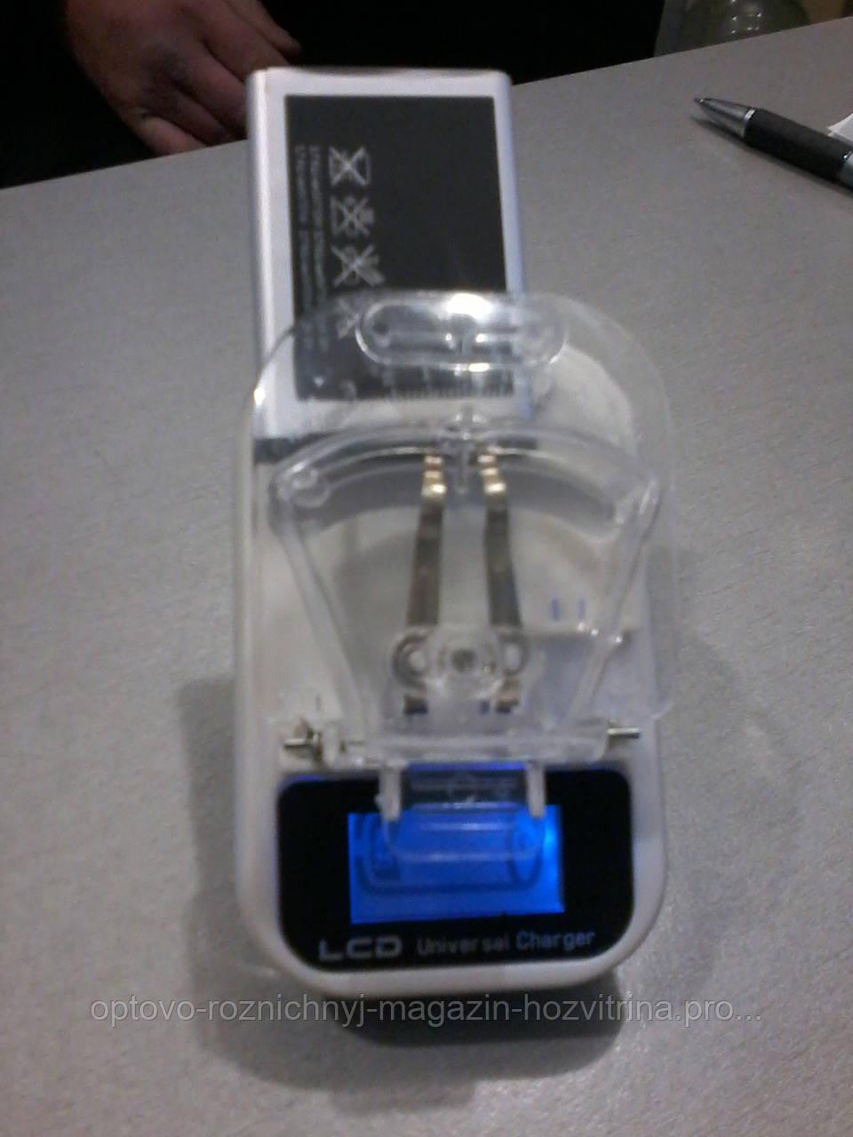 Универсальная зарядка для батарей лягушка