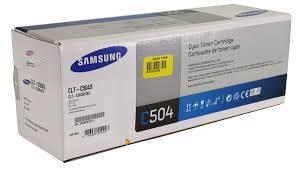 Картридж SAMSUNG CLT-C504S (CLX-4195FN/4195FW, CLP-415N/415NW и Xpress C1810/C1860)