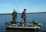 Човни для риболовлі: плюси і мінуси