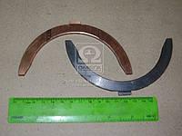 Полукольцо подшипника упорного КАМАЗ нижнее Р3 (производитель ДЗВ) 740.1005183-01-Р3