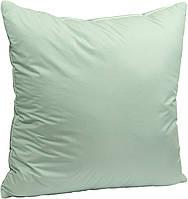 Подушка из шерсти, 70*70 см, тик