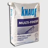 Мульті-Фініш Шпаклівка для внутрішніх робіт - 25 кг Кнауф Україна