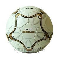 Мяч футбольный PRO GOLD №5
