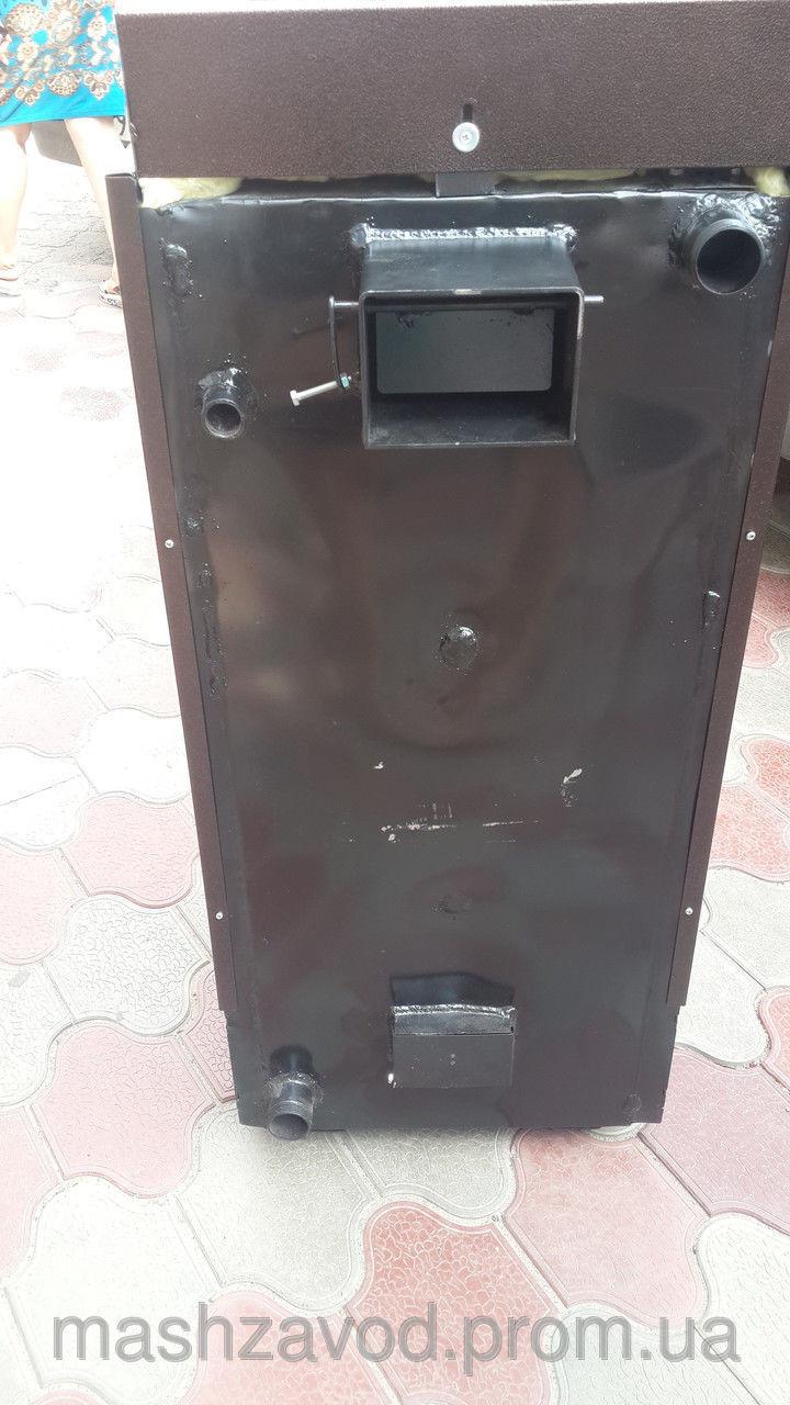 Котел одноконтурный на твердом топливе КОТВ ― 18(люкс) огонек