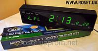 Настінні годинники Led Digital Clock CX-808