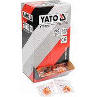 Yato Беруши-наушники 34db/200par