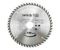 Yato пильный диск 184x30 мм, 50-зубцов 6062