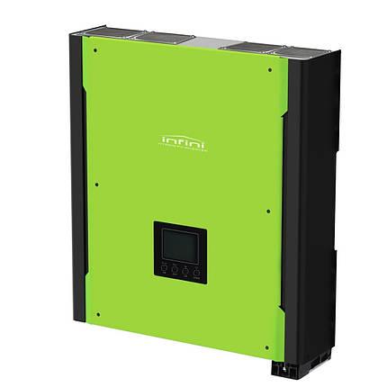 Гибридный инвертор InfiniSolar Plus 3KW (3 кВт 1-фазный 1 МРРТ), фото 2