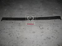 Лист рессоры №2 заднего КАМАЗ 1440мм подкоренной, толщина18мм, 9ти лист/рес (производитель Чусовая)