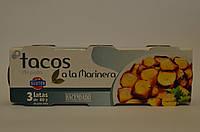Осьминоги в масле с базиликом, 80 г Испания (цена за 1 шт), фото 1