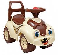 Каталки для детей автомобиль для прогулок бурундук 2315