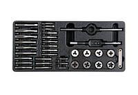 Yato Метчики + плашки, набор 35 элем. вклад в шкафы 55465