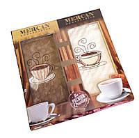 "Набор кухонных вафельных полотенец ""Mercan Premium"" 50*70 2 шт."