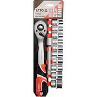 Набор ключей Yato 12 элементов YT-38821