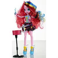 Кукла Hasbro My Little Pony Equestria Girls Рок-звезда Пинки Пай (поет на польском языке)