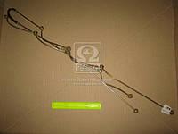Трубка дренажная форсунки левая+ правый( металлический нового образца )  740.11-1104346/70-42